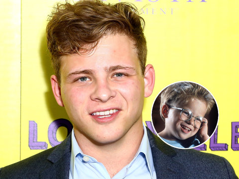 Jonathan Lipnicki Reveals Battle With Anxiety and Depression After Post-'Jerry Maguire'…