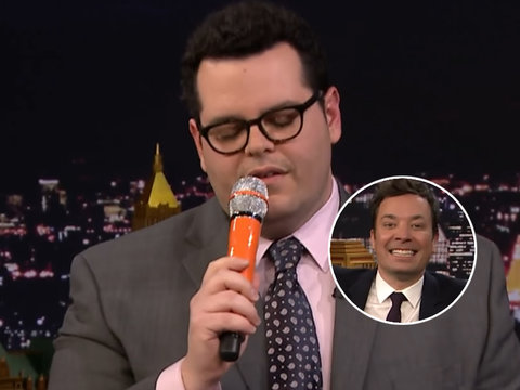 Josh Gad, Jimmy Fallon Auto-Tune a Terrible 'Beauty and the Beast' Duet (Video)