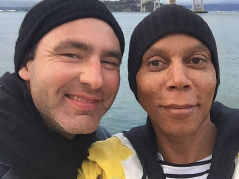 RuPaul Secretly Got Married to Longtime Partner Georges LeBar