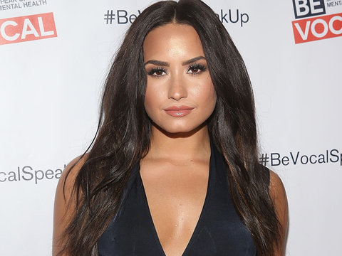 Demi Lovato Celebrates 5 Years of Sobriety: 'So Many Times I Wanted to Relapse '(Photo)