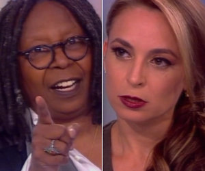 Whoopi Slams Trump's Travel Ban Revision: 'Like Saying All Black People Love…