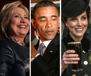 Happy National Beer Day: 27 Stars Who Love Guinness
