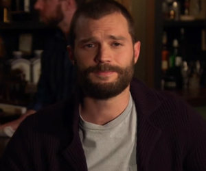 Jamie Dornan Teaches Jimmy Kimmel How to Be 41 Shades of Drunk on St. Patrick's…