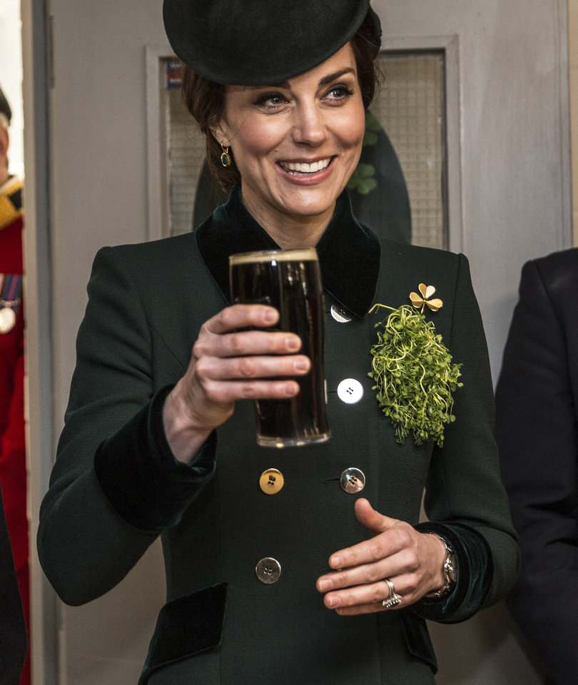 Oh My Guinness! Duchess Catherine and 25 Stars Who Love the Black Stuff in…