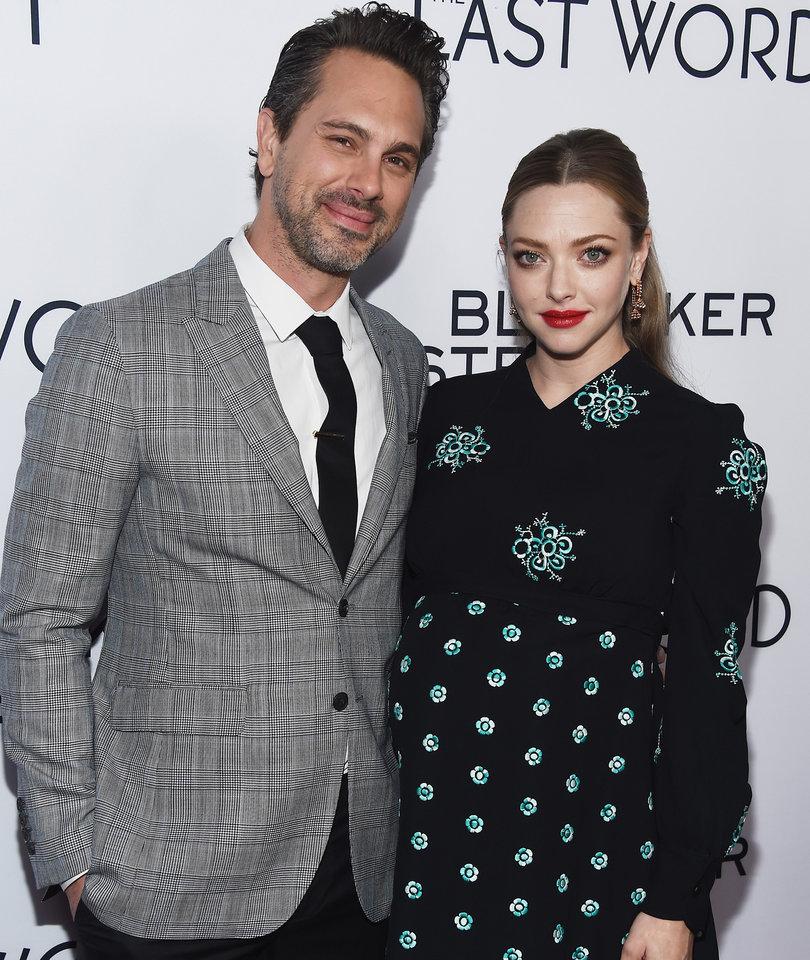 Amanda Seyfried Is Married -- Husband Thomas Sadoski Tells James Corden All…