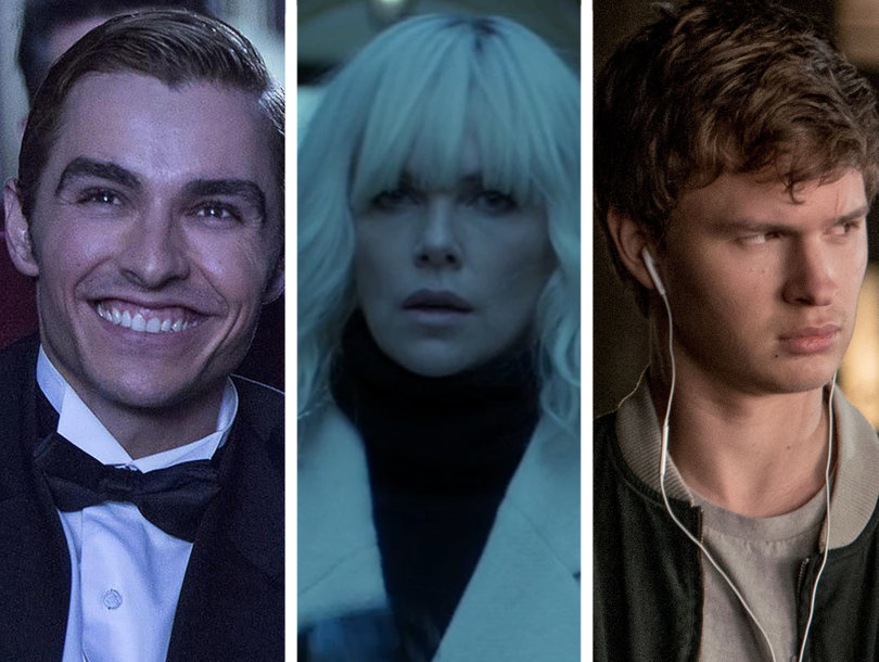 The 5 SXSW Movies Worth Buzzing About -- James and Dave Franco, Charlize Theron and Ansel Elgort