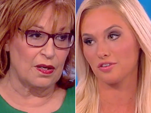 Tomi Lahren vs. 'The View' on Travel Ban, Trump's Treatment of Women - Oh, And BTW She's…