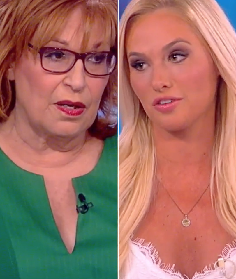 Tomi Lahren vs. 'The View' on Travel Ban, Trump's Treatment of Women - Oh, And…