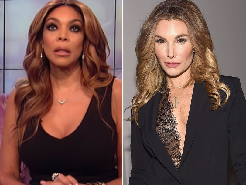 Wendy Williams Rips Eden Sassoon As 'Entitled' -But the 'Real Housewives' Star…