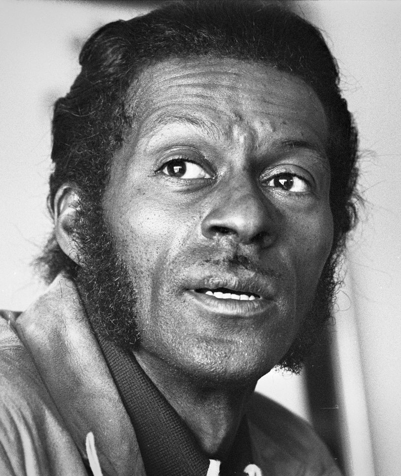 Chuck Berry, Legendary Musician, Dead at 90