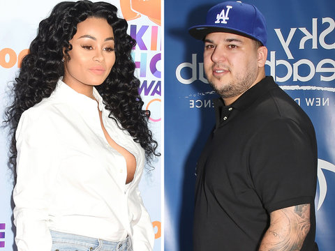 Blac Chyna Is 'Fighting' For Her Relationship With Rob Kardashian: 'I'm In It For the…