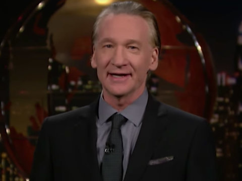 3 Moments From Bill Maher's 'Real Time' That Sum Up This Wacky Week (Video)