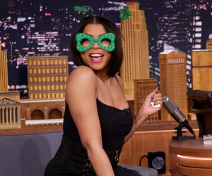 Taraji's St. Patrick's Day Pride and More of Today's Hot Photos