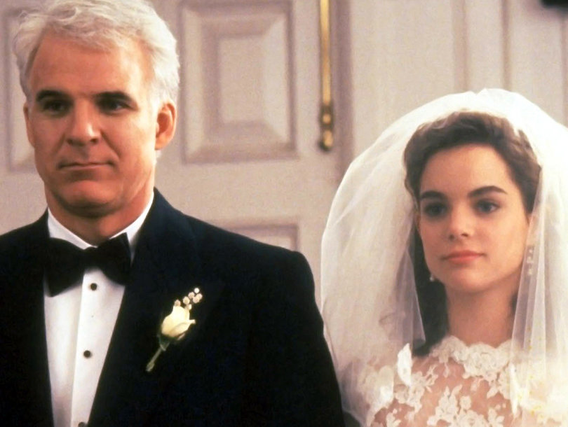 You Have to See This 'Father of the Bride' Reunion In Nashville (Photo)