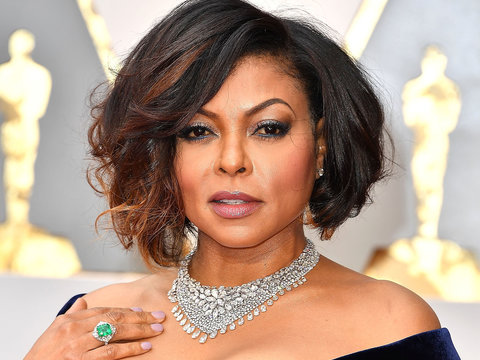 Taraji P. Henson Wants to Be a Marvel Superhero