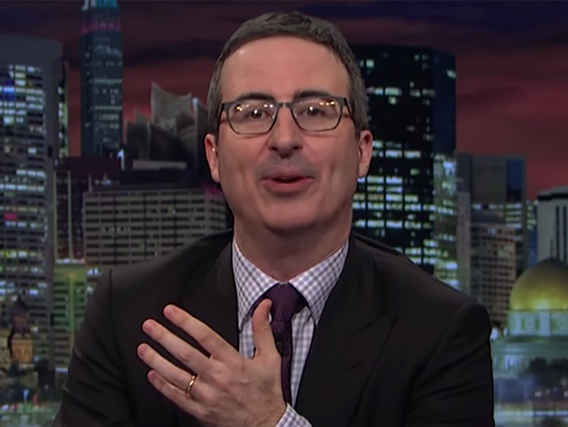 John Oliver Blasts 'Toddler Psychopath' Trump and 2 More Must-See Moments From 'Last Week Tonight' (Video)