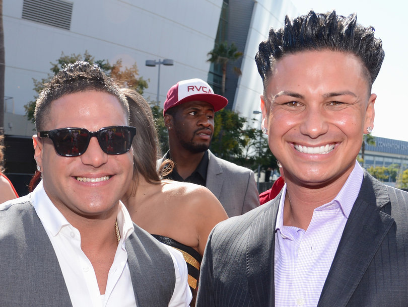 How Pauly D Got Ronnie Magro-Ortiz to Join 'Famously Single' After Being 'Traumatized' by 'Jersey Shore'
