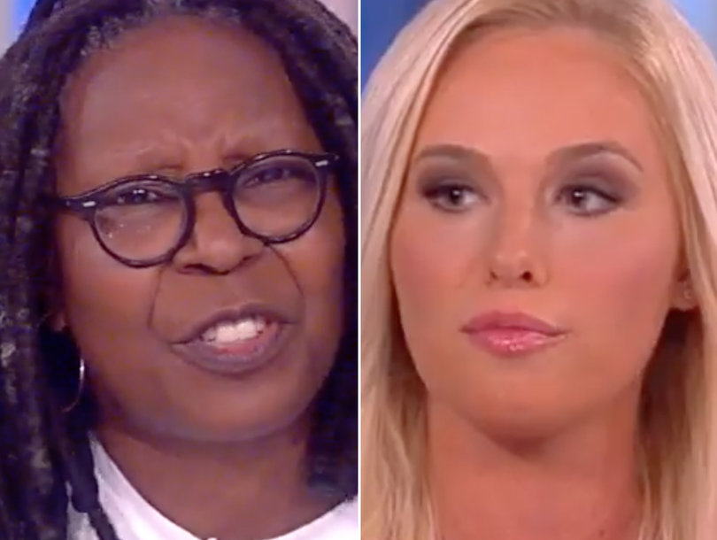 'The View' Defends Tomi Lahren After Conservatives Attack Her Pro-Choice…