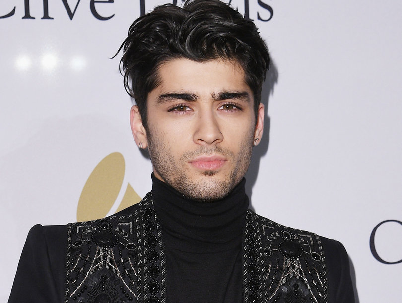 How Zayn Malik Conquered His Eating Disorder and Anxiety