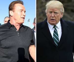 Arnold Schwarzenegger Trolls Trump Over Low Approval Rating