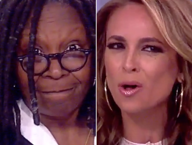 'View' Co-Hosts React to Comey Hearing -- 'Nobody Wiretapped Your Ass!' (Video)