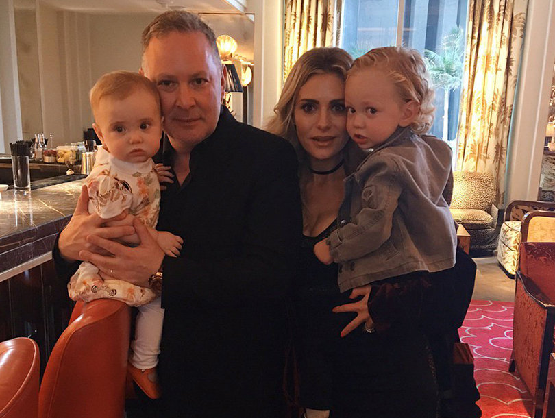 'Real Housewives' Star Dorit Kemsley Says Son Jagger Has 'Had an Explosion of Language' After Speech Issues