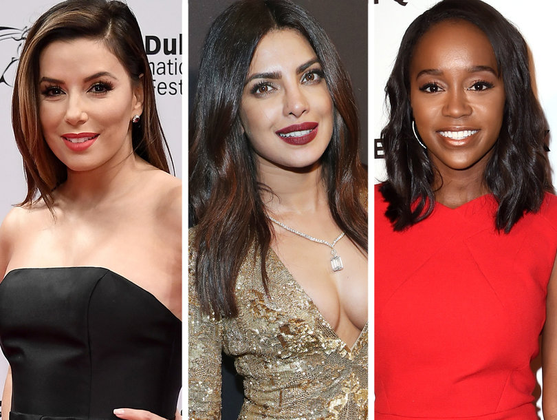 Eva Longoria, Priyanka Chopra, Aja Naomi King Among 41 Women Featured in Allure's Diversity Issue: 7 Notable Quotables
