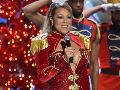 Mariah Carey's 'All I Want For Christmas' Will Become An Animated Movie