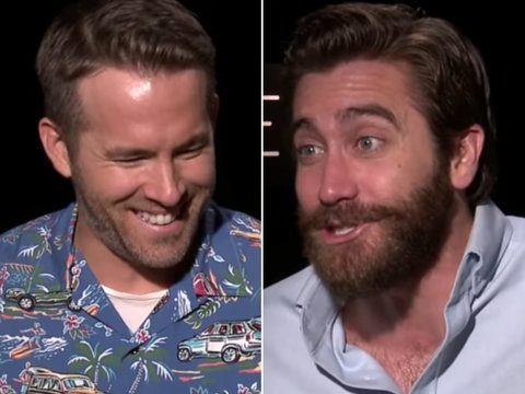 This Ryan and Jake Interview Spirals Out of Control in Best Way Possible (Video)