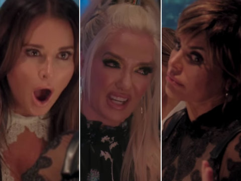 Xanax Smoothies, Cocaine Accusations and Pantygate! 3 Biggest RHOBH WTF?! Moments