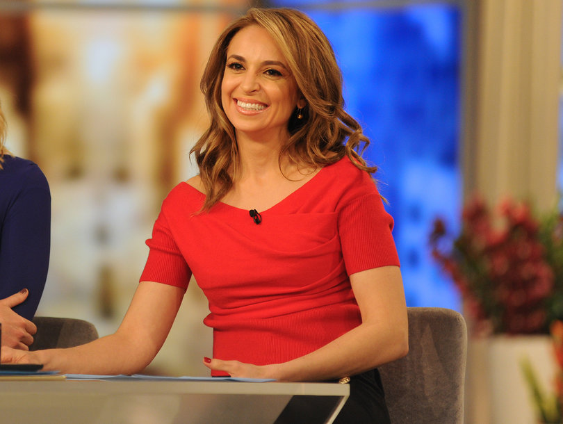 Jedediah Bila on Why Trump's Presidency Is a 'Polarizing' Yet 'Exciting' Time for 'The View' (Exclusive)