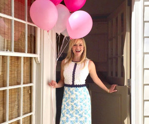 Reese Witherspoon Feels 'Birthday Love on Her 41st In Today's Hot Photos