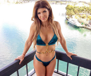 All That Yoga's Paying Off! Teresa Giudice Slips Into Bikini on 'RHONJ' Vacation