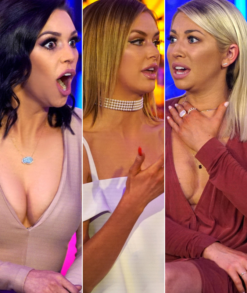 First Look at Explosive 'Vanderpump Rules' Reunion!