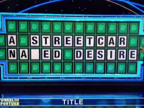 'Wheel of Fortune' Contestant Blows Obvious Answer With Perverted Spin on Classic Film…