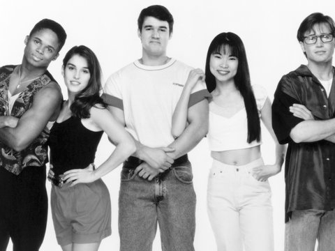 The Original 'Power Rangers' Cast: Where Are They Now?