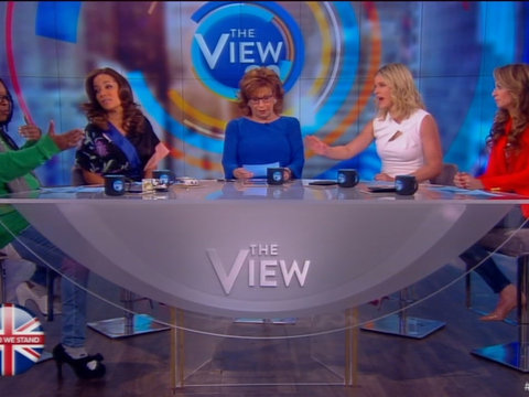 'The View' Goes In on Donald Trump Jr.
