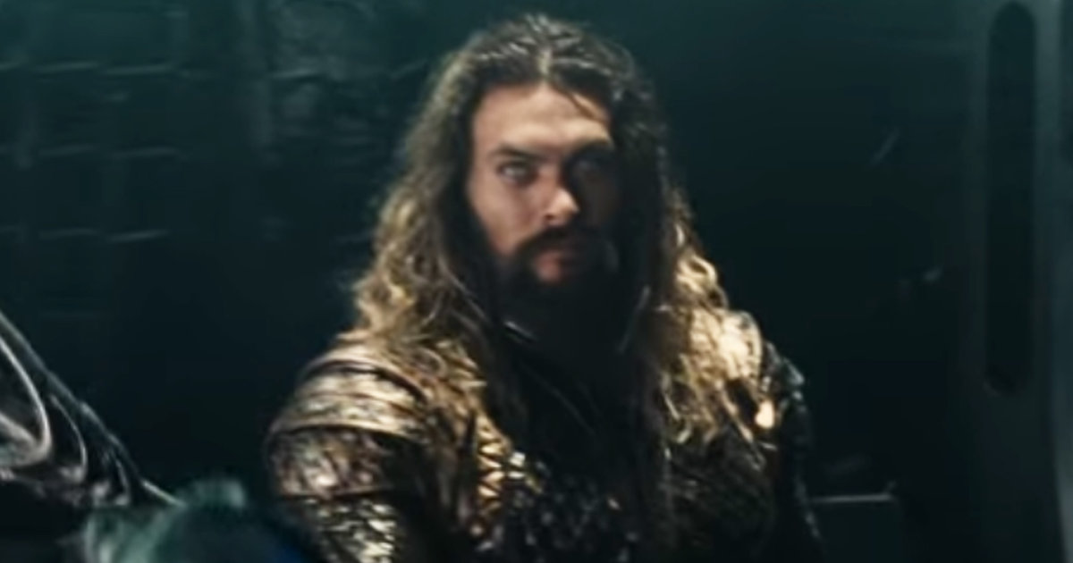 Aquaman Is a Trident-Wielding Badass in New 'Justice ...