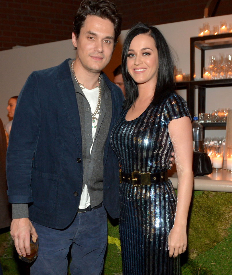 Katy Perry and 11 More of John Mayer's Ex-Girlfriends