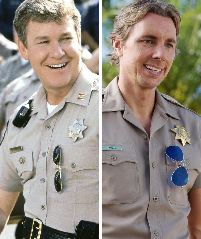 'CHiPs' TV Star Will Skip Dax Shepard's 'Dumb,' 'Soft-Porn Version' in Theaters