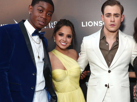 Becky G 'Proud' to Play Gay: 'Power Rangers' Premiere