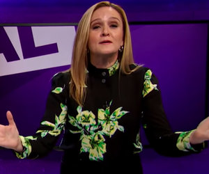 Samantha Bee Uses Perfect Penis Metaphor to Blast Trump's Budget Plan (Video)