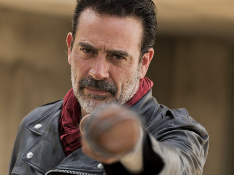 United Airlines Video Sparks Negan and 'Hunger Games' Memes
