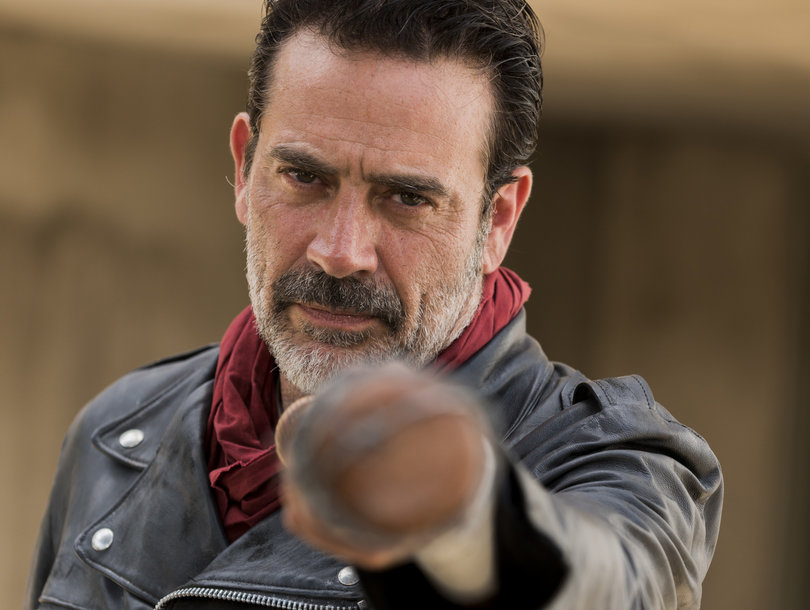 United Airlines Video Sparks Negan and 'Hunger Games' Memes, #NewUnitedAirlinesMottos Hashtag