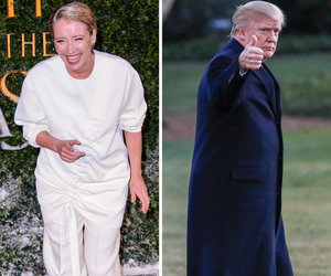 Emma Thompson Regrets Turning Down Donald Trump for a Date (Video)
