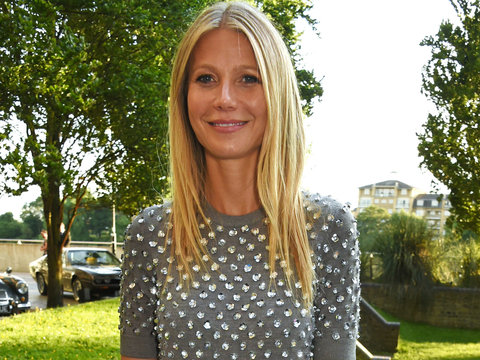 Gwyneth Paltrow's Goop Guide to Anal Sex Wipes Up Messy Myths