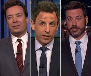 Which Late-Night Host Called Trump an 'Ignorant Slut' Last Night?