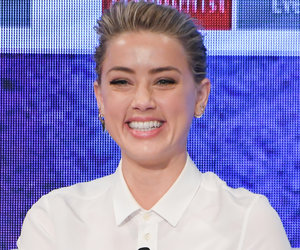 Amber Heard Urges Hollywood's Gay Male Actors to Come Out of the Closet (Video)