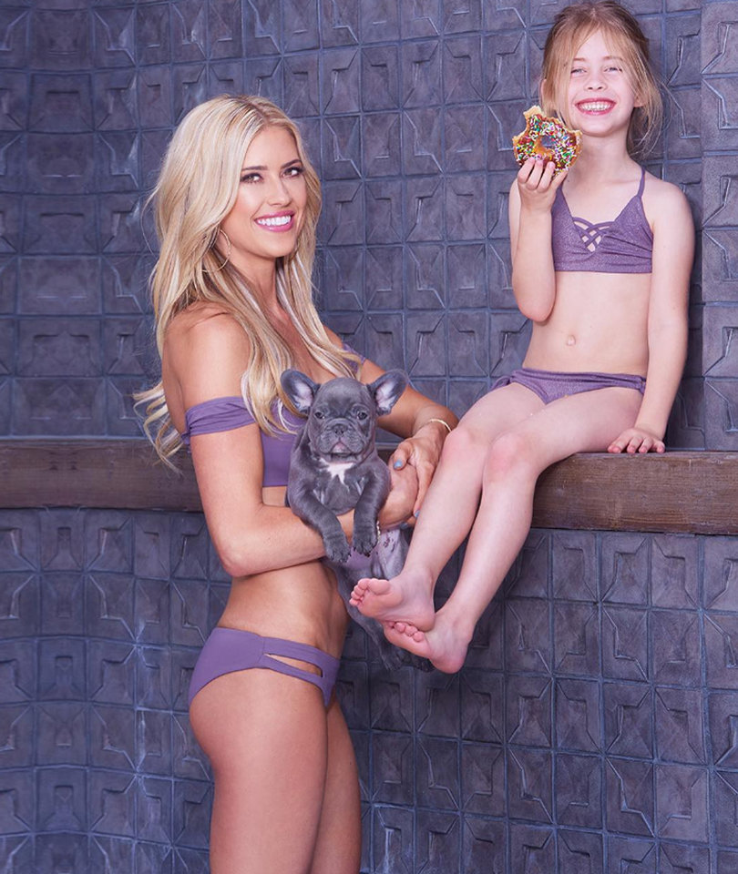 Christina El Moussa Fires Back Over Bikini Photo Backlash