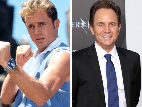 OG Blue Ranger David Yost Reviews 'Power Rangers' for TooFab